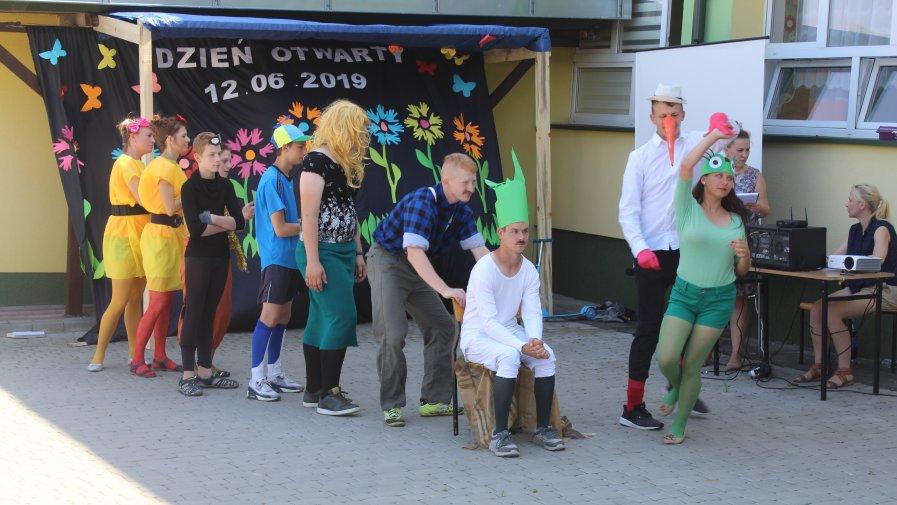 Dzień otwarty w SOSW w Dębnie