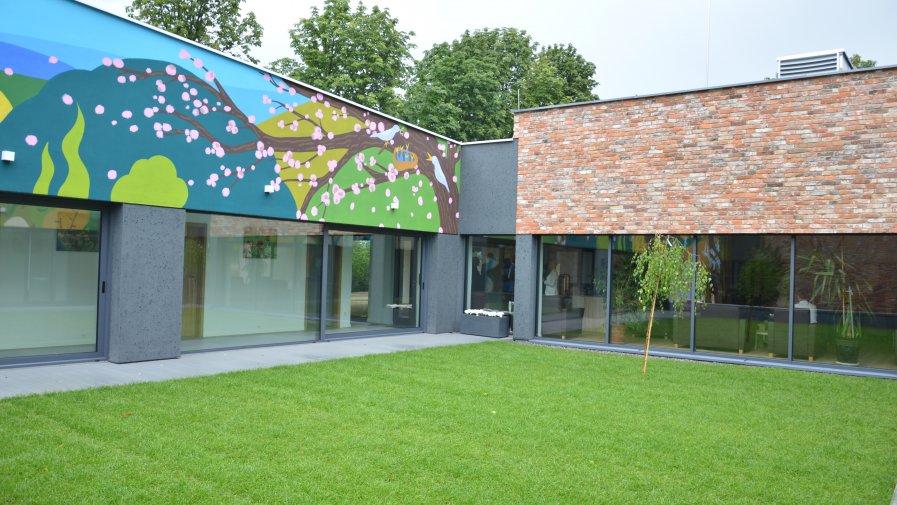 Nowy dom dla bezdomnych i niepełnosprawnych