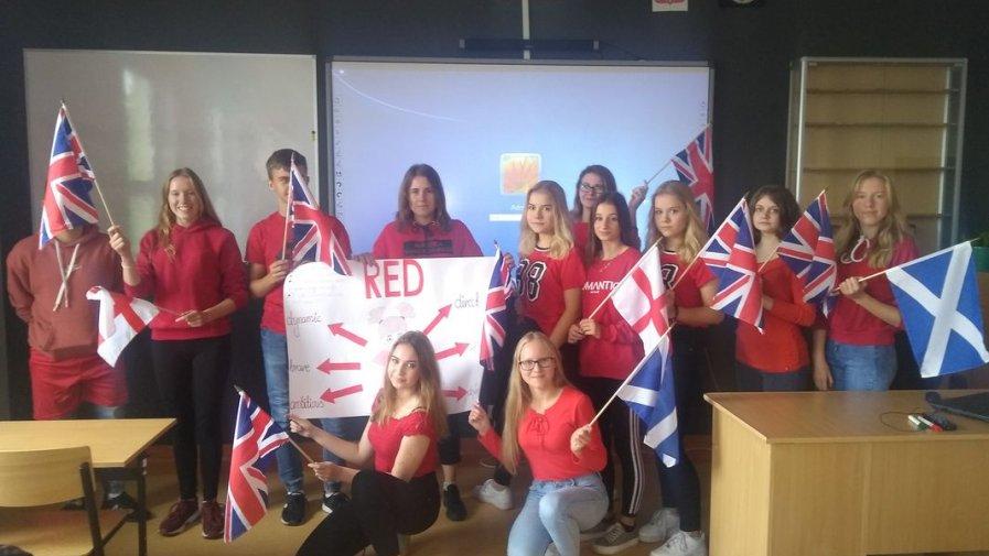 """Europejski Dzień Języków Obcych w szkole na """"Górce"""""""