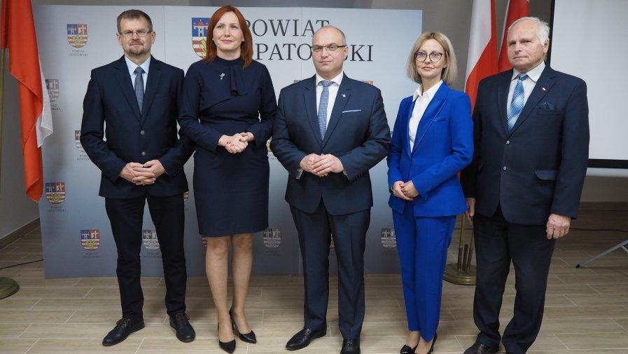 Zarząd podsumował pierwszy rok kadencji