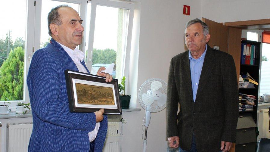 Dyrektor ZDP w Opatowie przechodzi na emeryturę