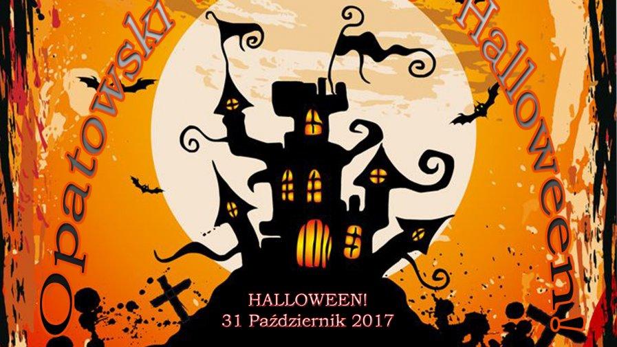 Halloween w opatowskich podziemiach