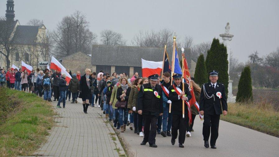 Patriotyczny marsz