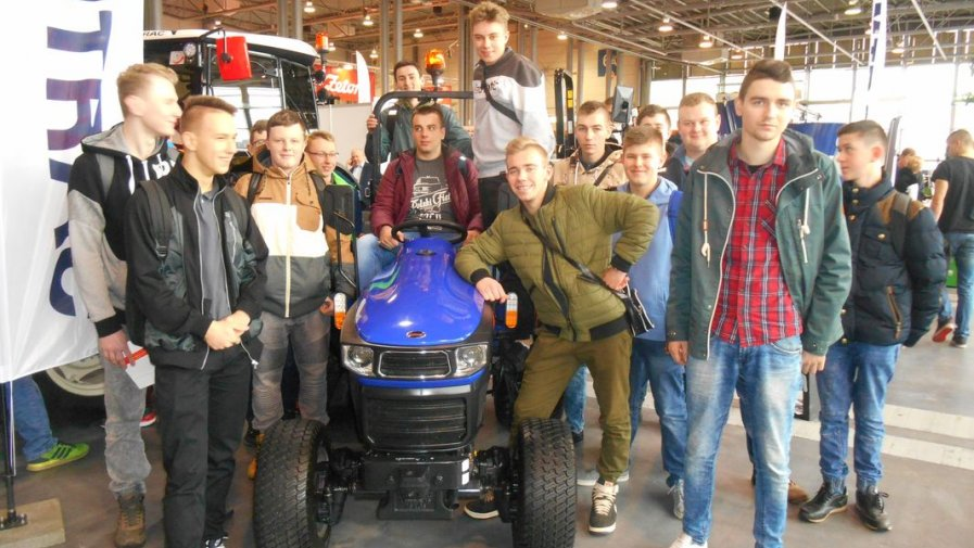 Wycieczka na Targi Rolnicze do Poznania