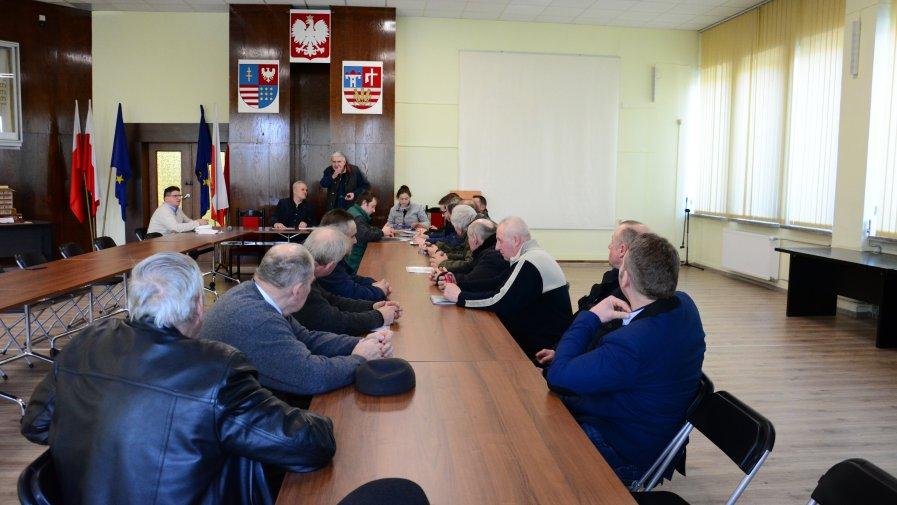 Spotkanie Terenowego Koła Hodowców Koni w Opatowie