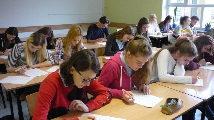 Szkolny konkurs wiedzy o krajach niemieckojęzycznych