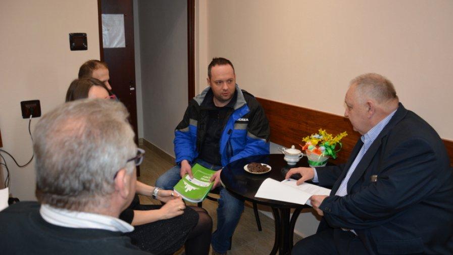 Pierwszy etap prac termomodernizacyjnych w Domu Pomocy Społecznej w Zochcinku dobiegł końca.