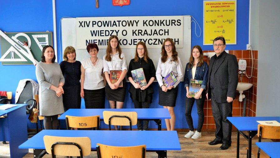 Powiatowy Konkurs Wiedzy o Krajach Niemieckojęzycznych