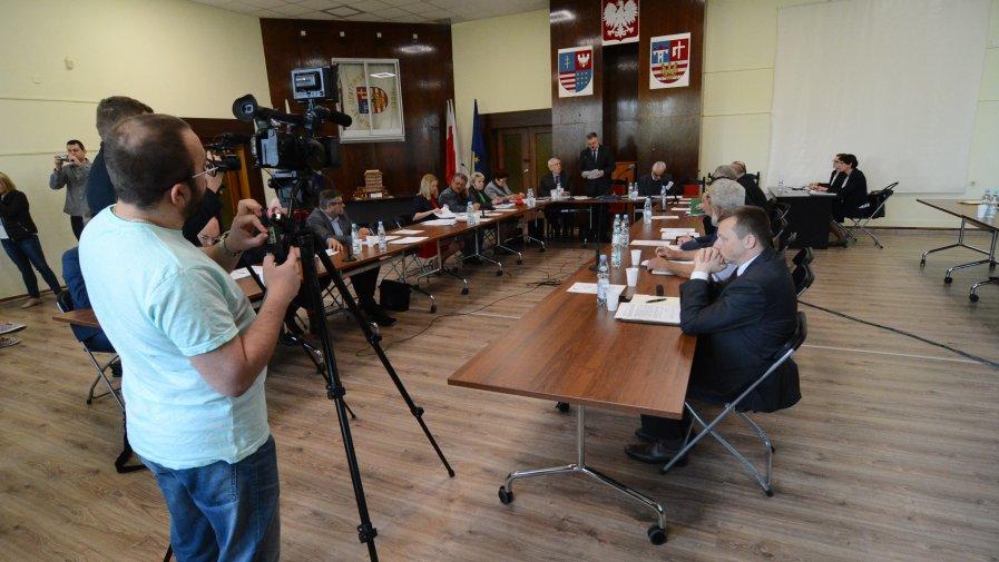 Nadzwyczajna sesja Rady Powiatu Opatowskiego