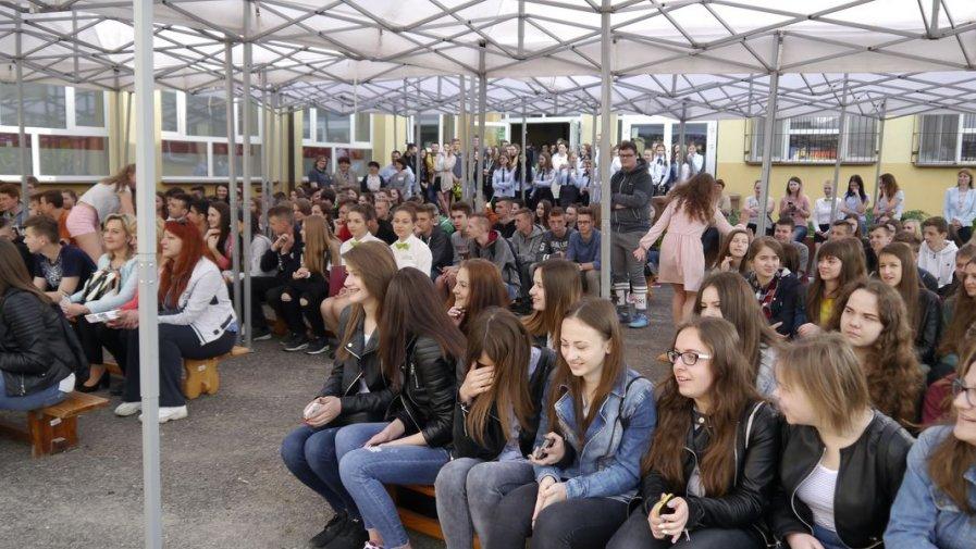 Szkoła na Górce otworzyła drzwi dla gimnazjalistów