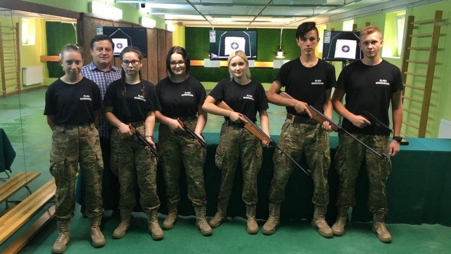 Od września będzie strzelnica w Zespole Szkół numer 1 w Opatowie