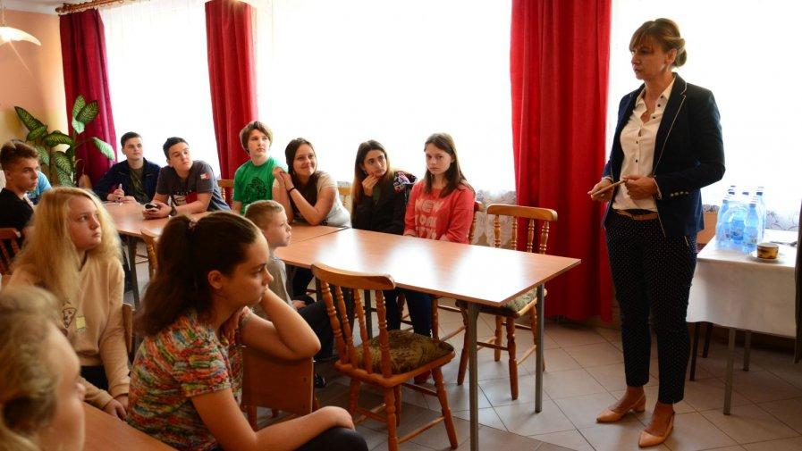 Magdalena Gdowska, dyrektor Zespołu Szkół numer 1 zapewniła, że nauka w szkole odbywa się na wysokim poziomie.