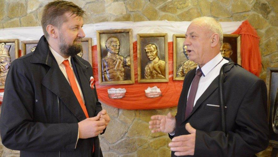 100-lecie odzyskania przez Polskę niepodległości – obchody Święta 11 listopada w Podziemiach Opatowskich