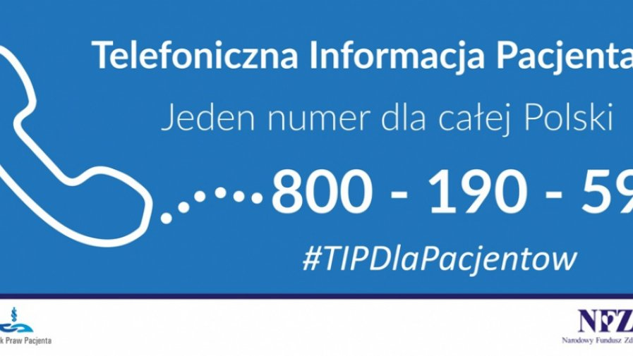 Telefoniczna Informacja Pacjenta
