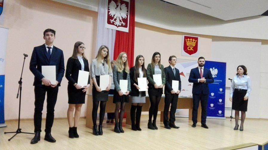Nasi uczniowie ze stypendiami Prezesa Rady Ministrów