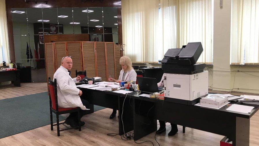 Trwa kwalifikacja wojskowa w powiecie opatowskim