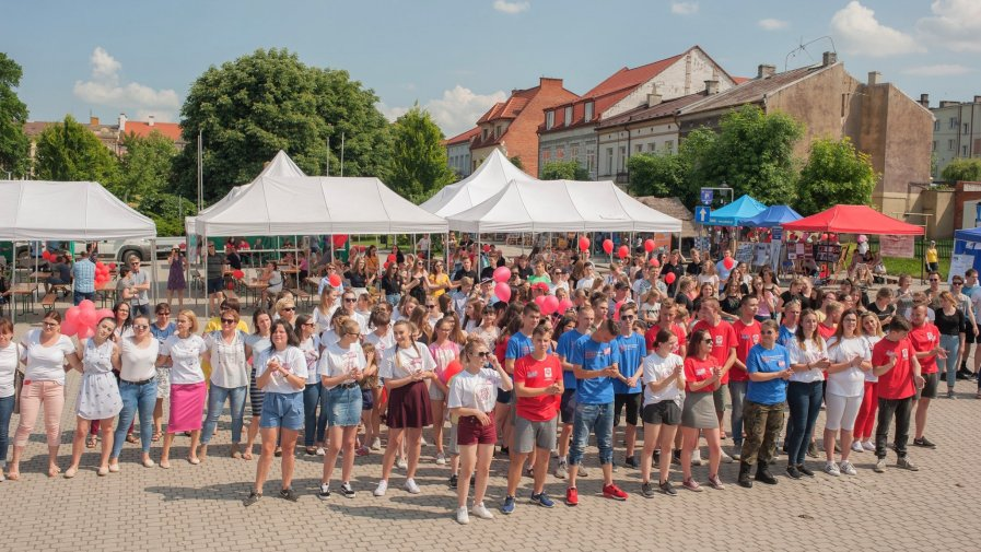 "I Młodzieżowy Happening ""Stop Hate, Only Love"""